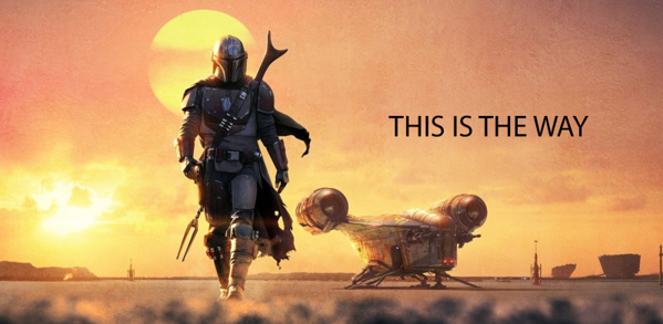 From the Mandalorian 10 reasons why the market went this way