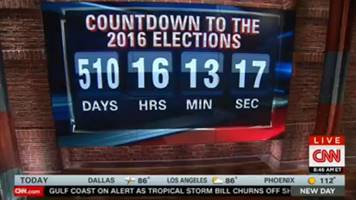 Countdown to the 2016 elections
