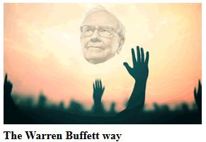 The Waren Buffet way