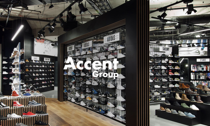 Accent Group (ASX: AX1) store