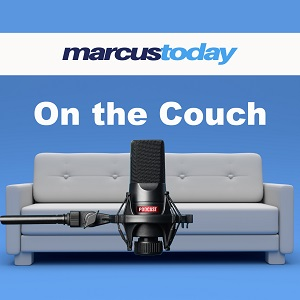 Marcus Today on the couch