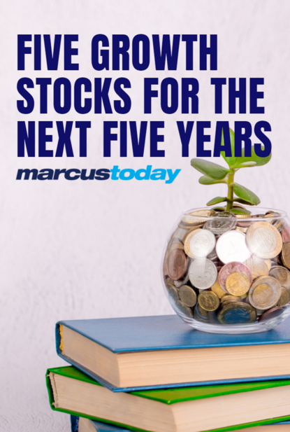 5 stocks for 5 years